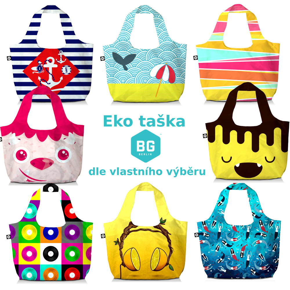 BG Berlin Eco Bag