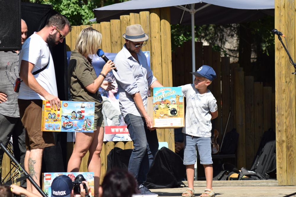 Den adoptivních rodičů v Zoo Brno