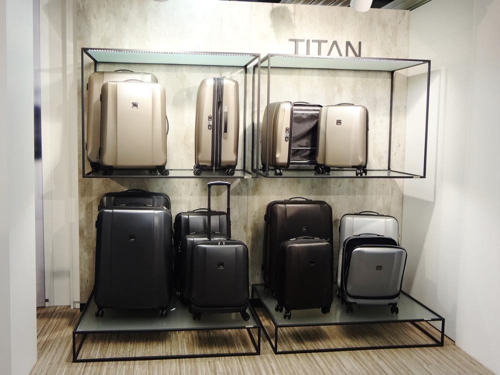 Kufry Titan