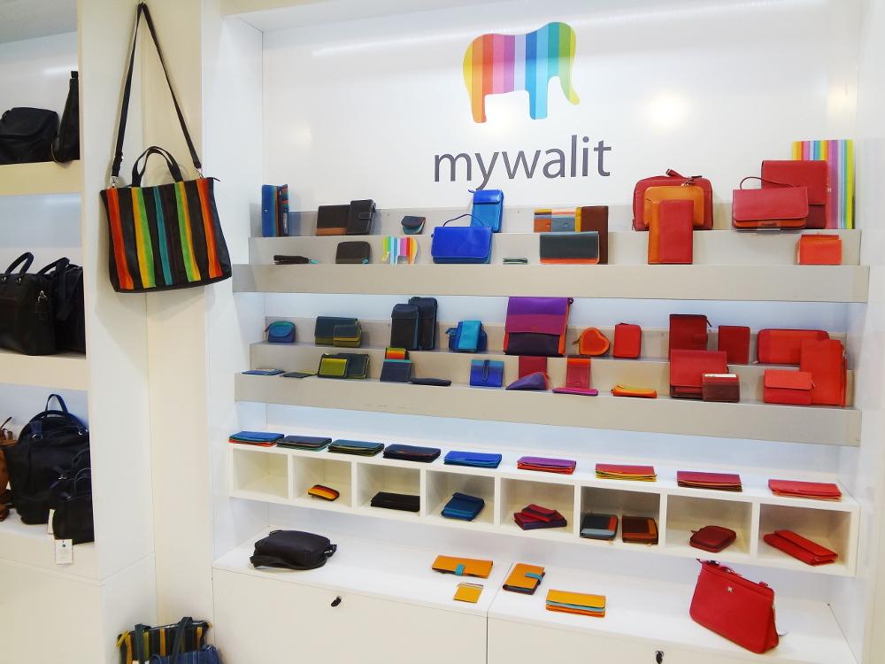 Peněženky Mywalit