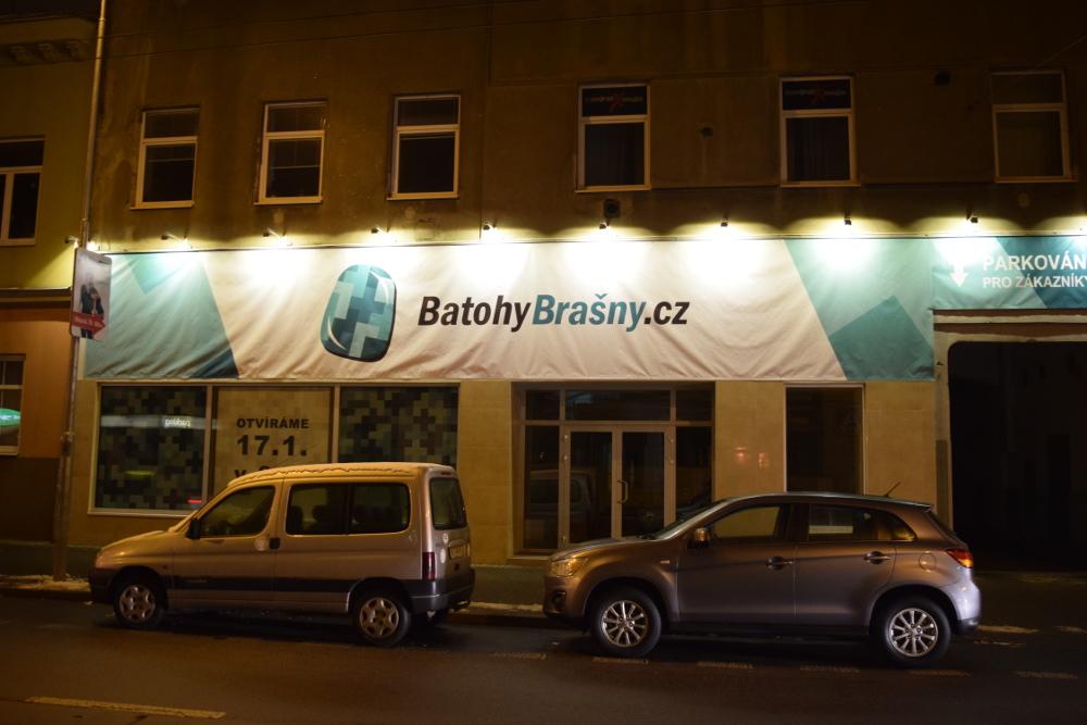 BatohyBrasny se mění na Bagalio