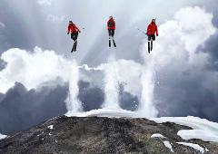 Freeride, skialp