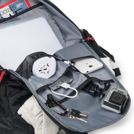 9 Organizér příslušenství - Dicota Backpack Ride 14 - 15.6