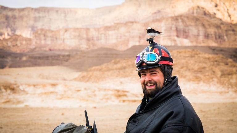 dokumentární film o cestování Afrikou na pionýrovi