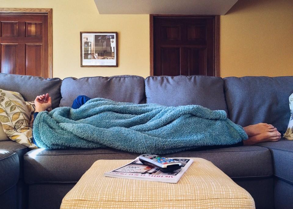 Couchsurfing je pro odvážné