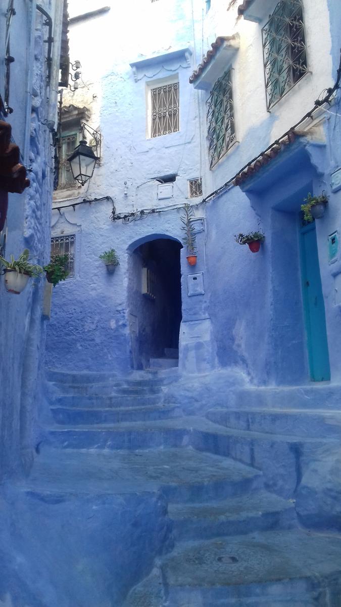 Chefchauen Maroko