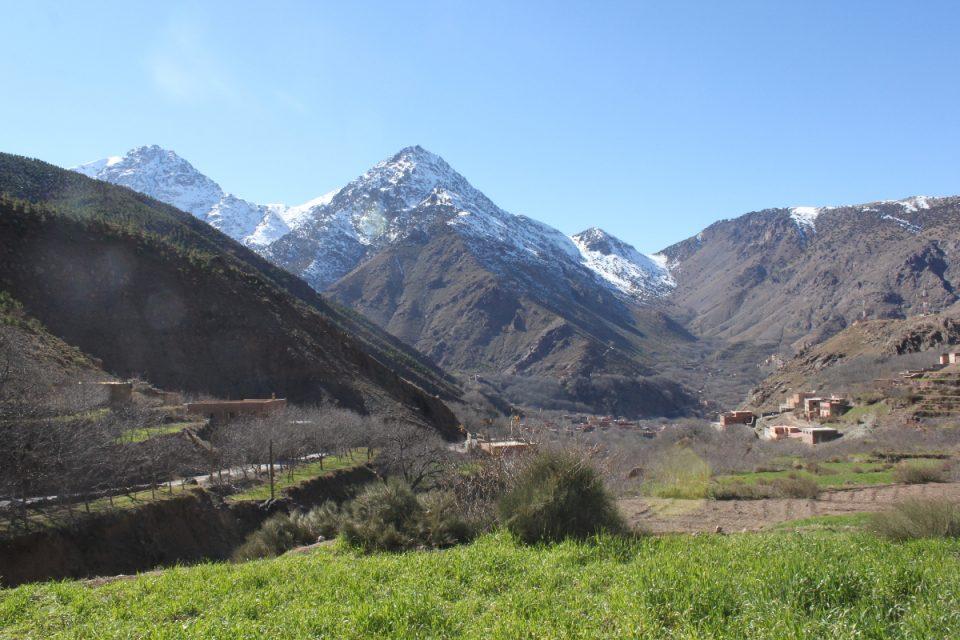 Imllil Maroko