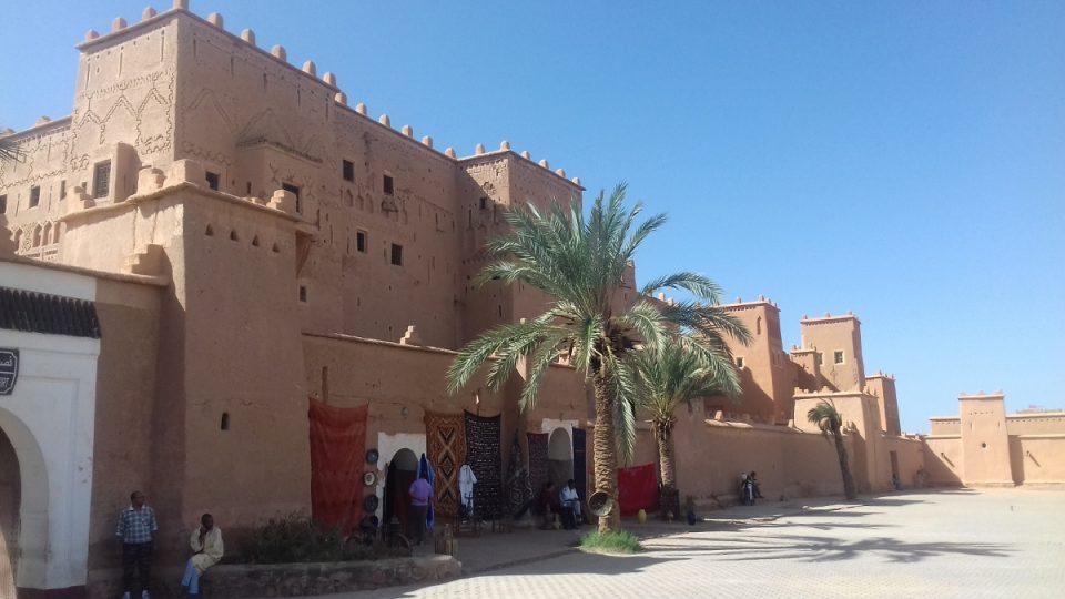 Ouzazarote Maroko