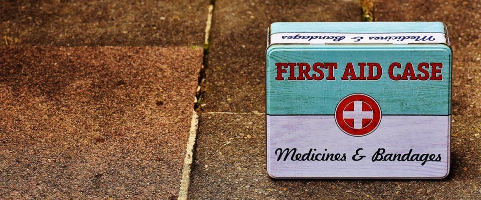 Lékárnička přijde vhod nejen na cestách