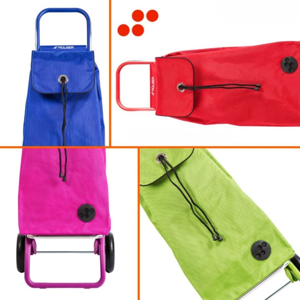nákupní tašky Rolser