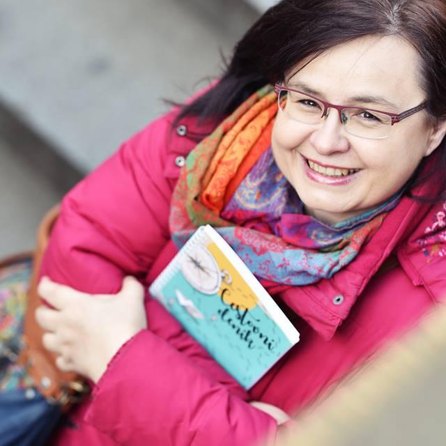 Jitka Štadlerová - autorka cestovního deníku