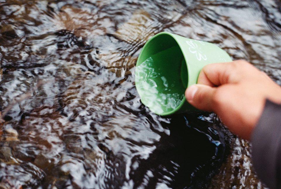 Voda na treku 2