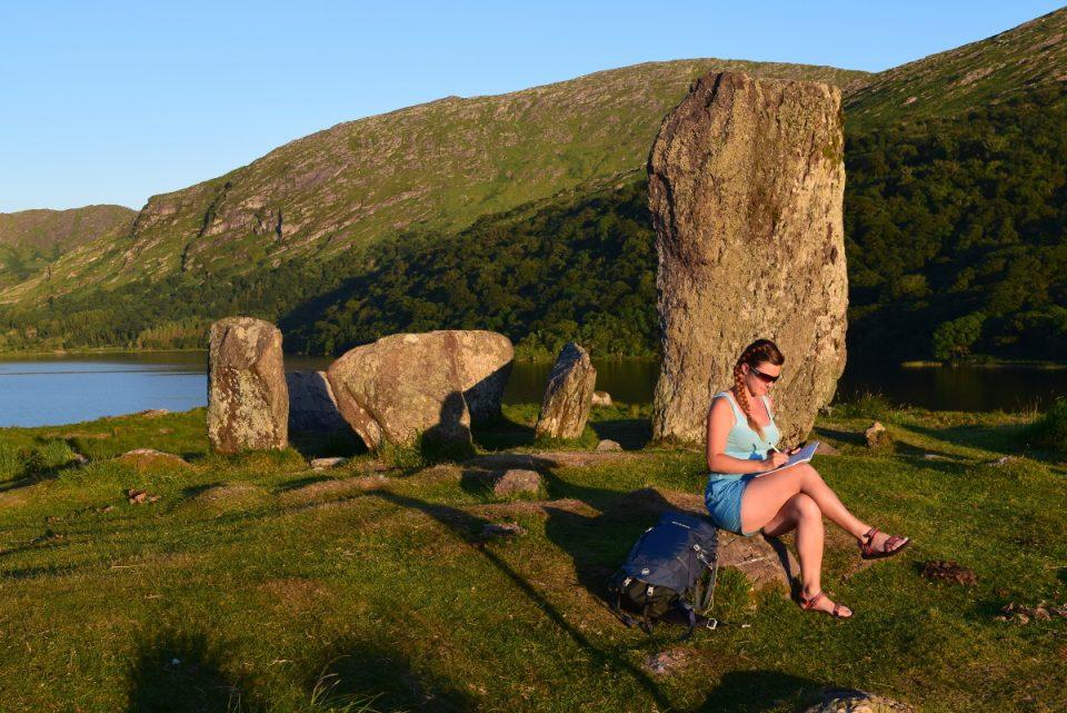 Cestovní deník v Irsku