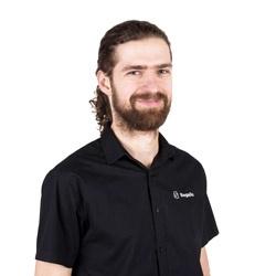 Jan, vedoucí prodejny Bagalio