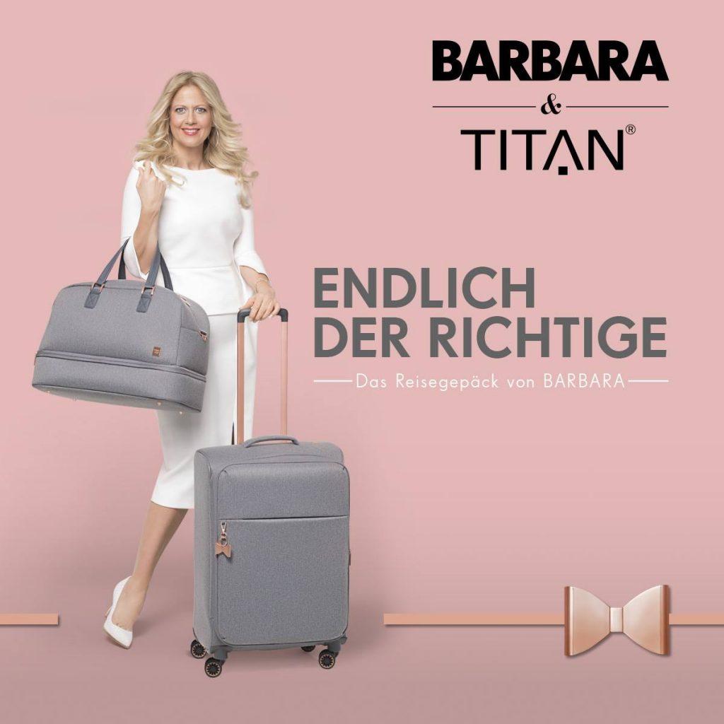kufry Titan Barbara