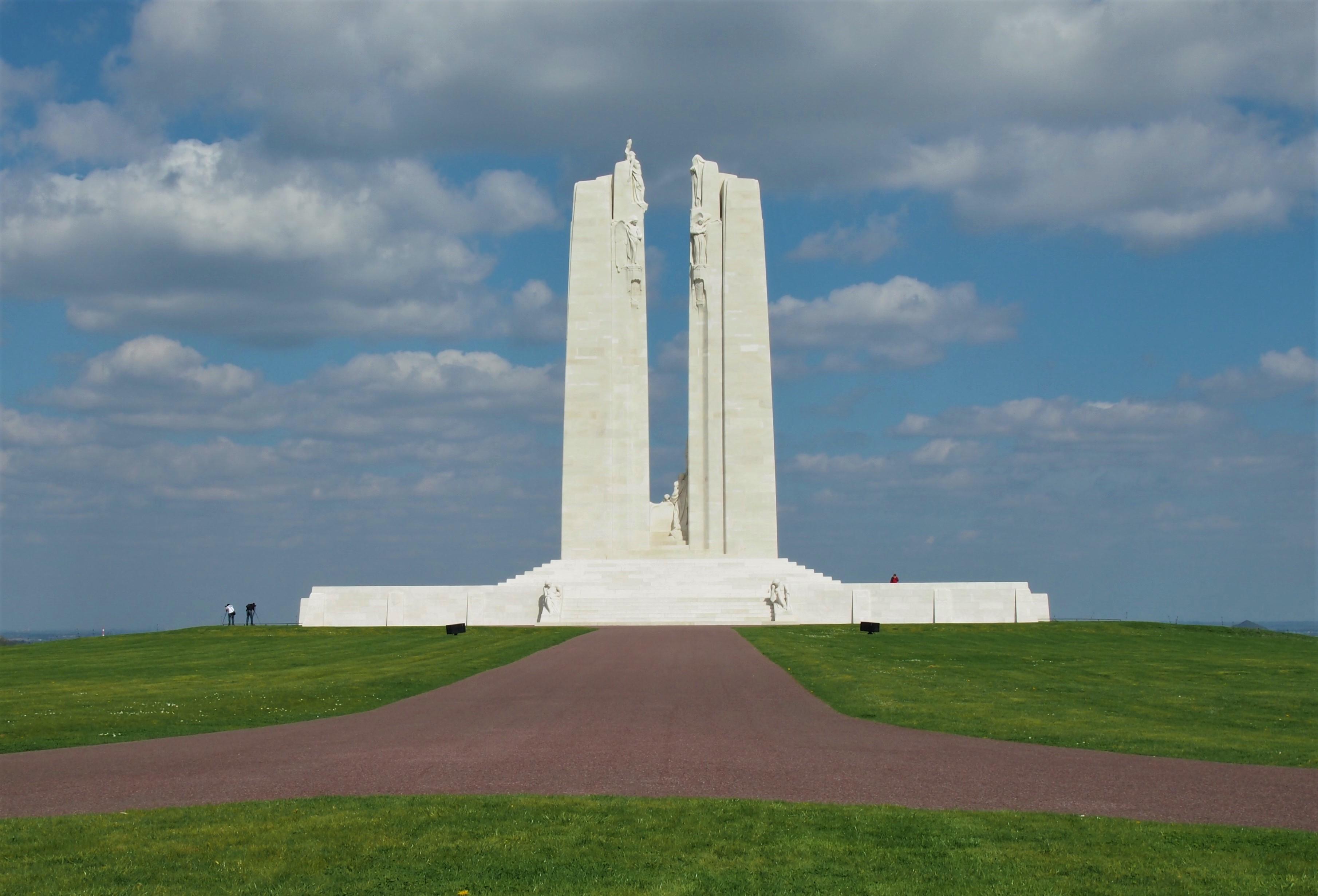 Památník ve Vimy
