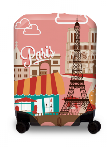 BG Berlin Hug Cover Paris