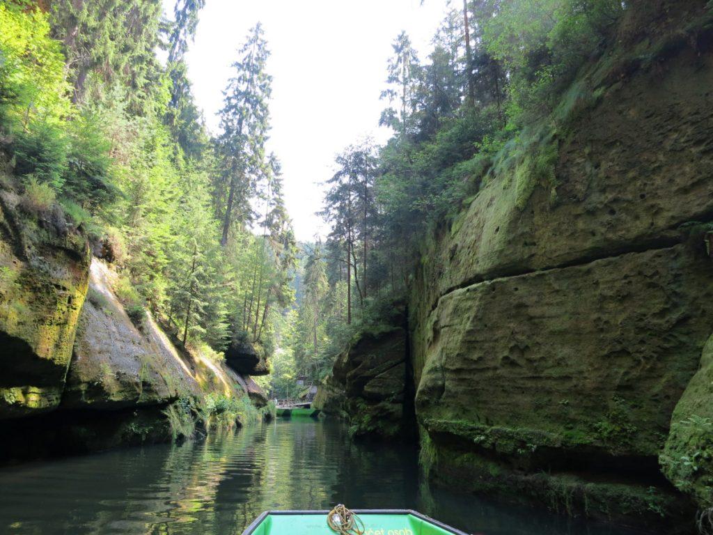 České Švýcarsko - Kamenice