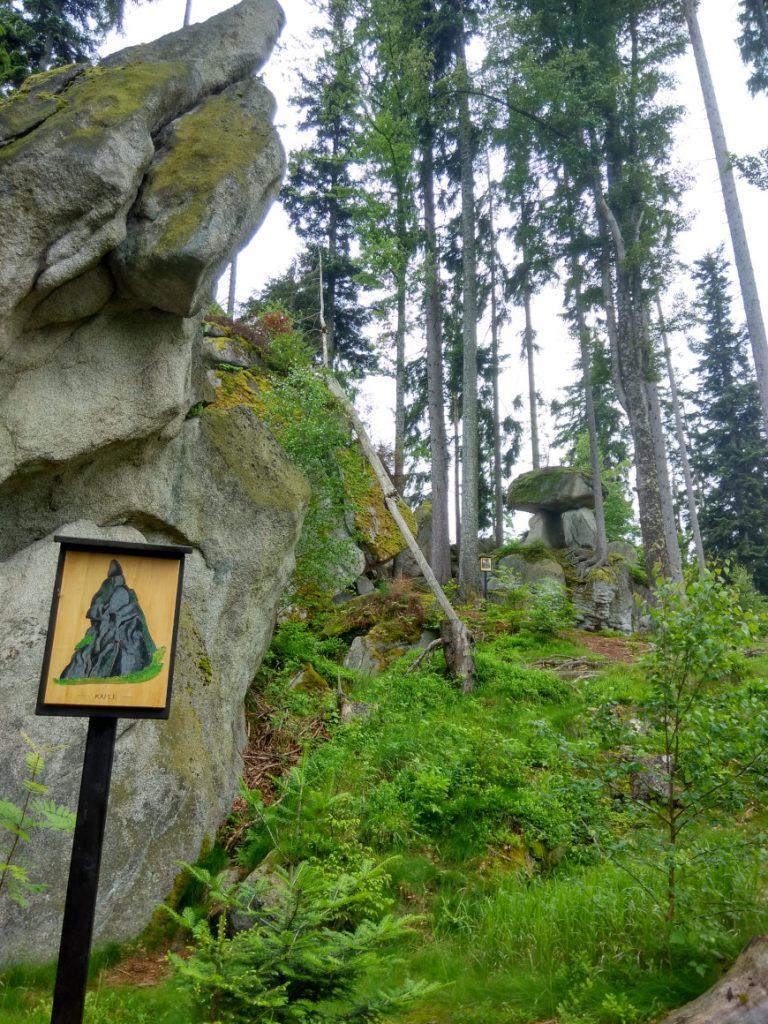 Šumava - Medvědí stezka