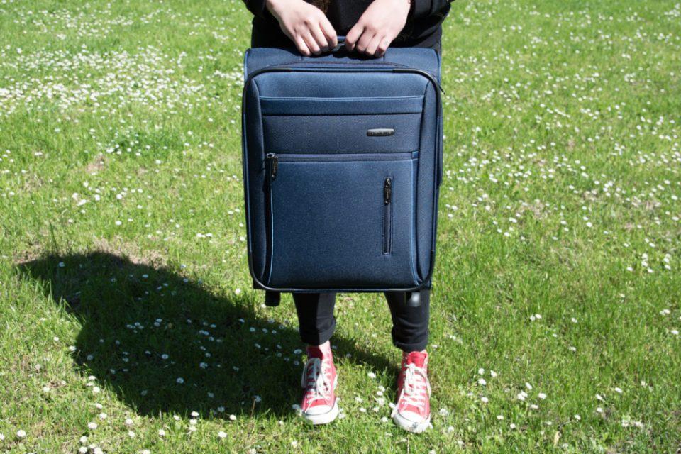 příruční kufr Travelite Capri 2w S