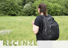 Recenze Titan Power Pack Backpack