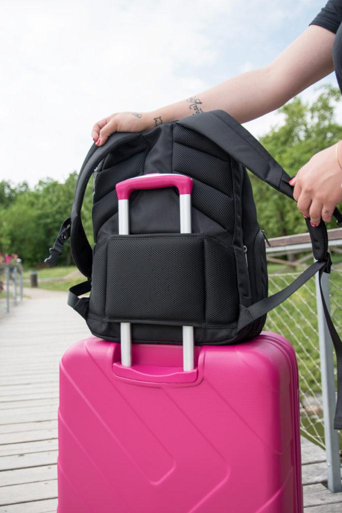 Recenze Titan Power Pack Backpack