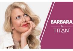 Kabelky a kufry Titan Barbara