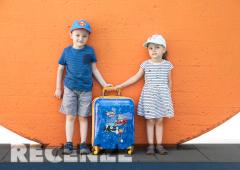 Recenze dětský kufr Travelite Heroes of the City