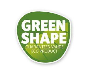 logo certifikace Green Shape Vaude