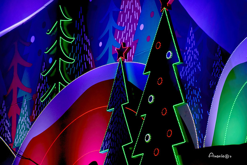 Netradiční vánoční Madrid