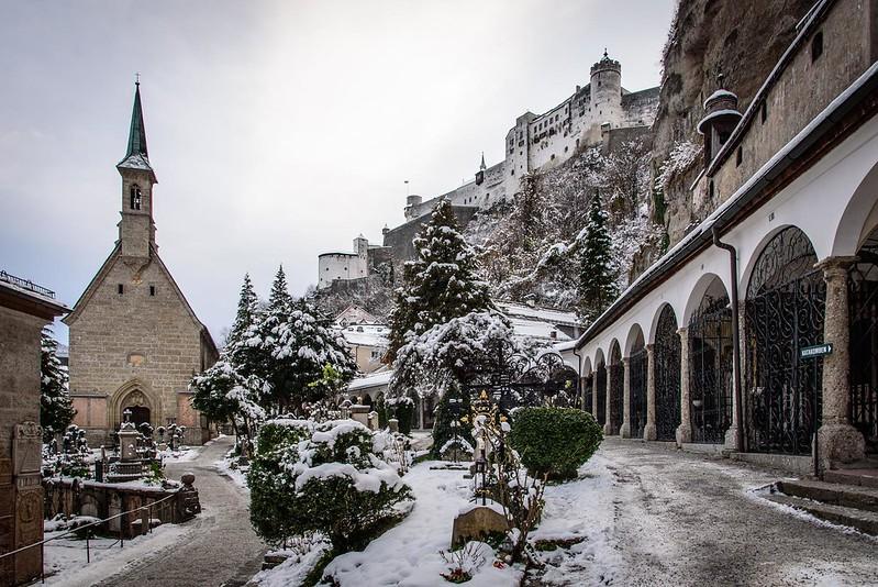 Vánoční Salzburg