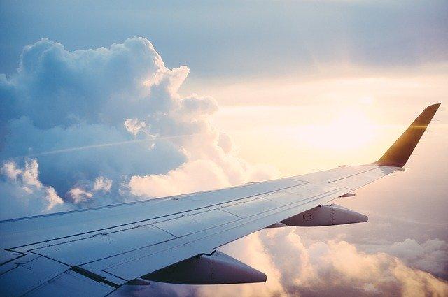 Letadlo a příležitosti.