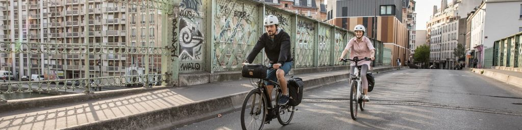 jazda na bicykli misto mhd